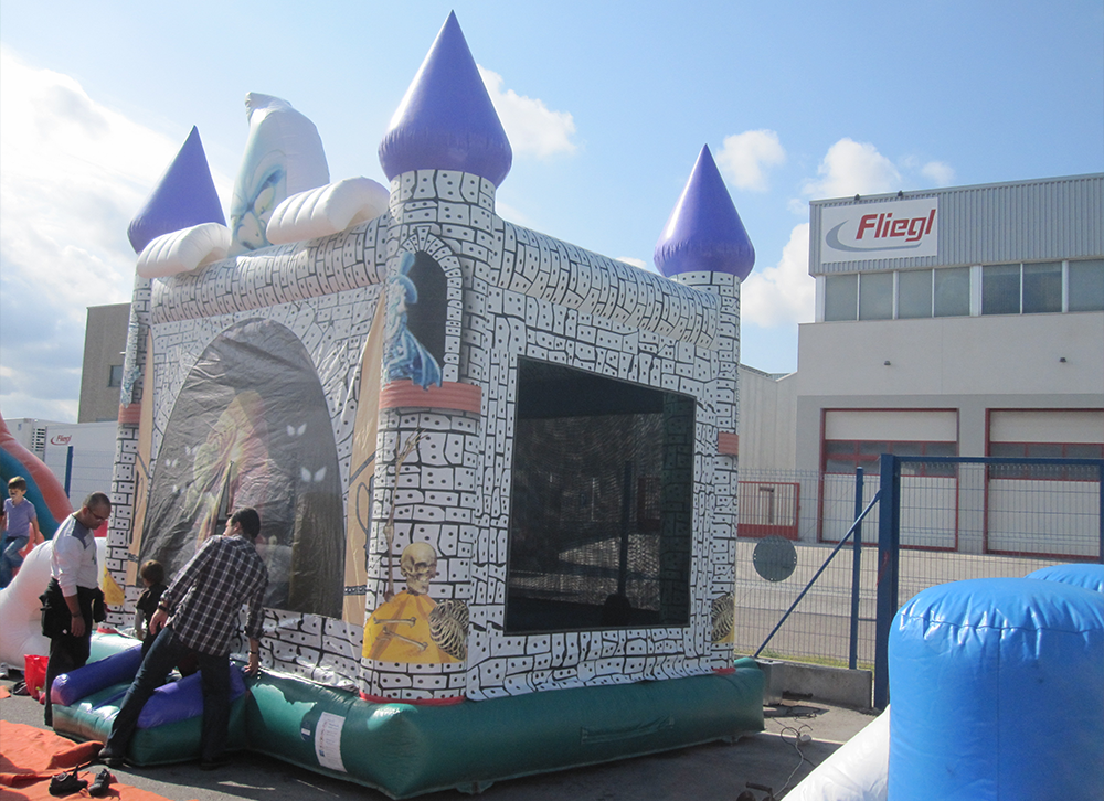 Castell Inflable