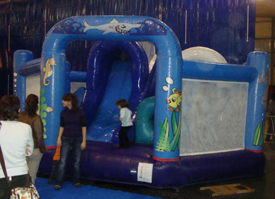 inflable marino